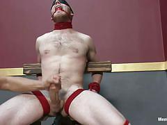 Cody allen gets punished hard