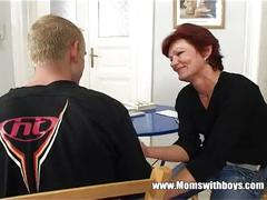 cumshot, fucking, mature, wife, redhead, young, old, granny, mommy, mother, and, cougar, step, mama, momswithboys
