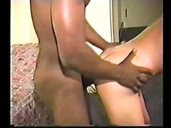 Blonde escorts black stud