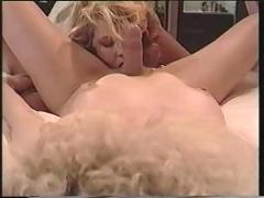 Two hermaphrodite have sex