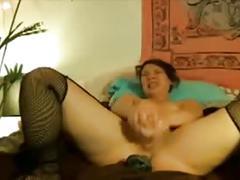 Jeunette fait un show tres chaud devant la cam