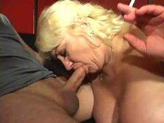 blondes, blowjobs, matures