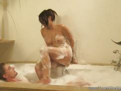 Soapy massage video tutorial