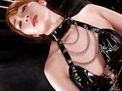 milf, femdom, bdsm, japanese bondage, japanese, prison, redhead, teasing, riding cock, cock sucking, cosplay in japan, erito, miku ohashi