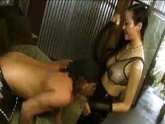 Ange venus - taste my asian ass