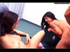 Hot latin school girls