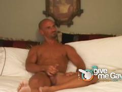 Hoemade video of two amateur studs having raw sex