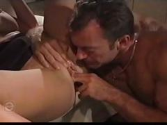 Randy fucks this hot blonde