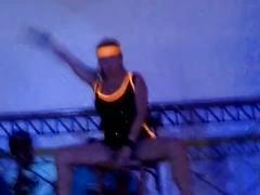 Fiesta adan y eva 2013 show kurnikova 100% sin censura