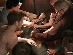 handjob, bondage, bdsm, public, gangbang, stripping, blowjob, humiliation, gays, scissors, sebastian keys, will jasper, bryan cole, tristan jaxx, tyler alexander, chaz fold, adam herst, bound in public, kinky dollars