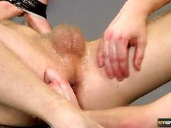 Fit boy dan fists and fucks aiden