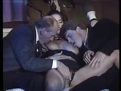 double penetration, italian, pornstars, vintage