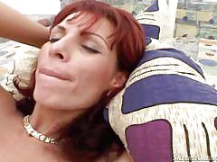 Horny sylvia gets pounded