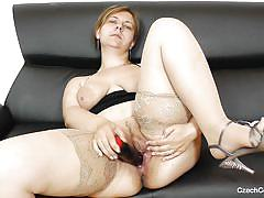 Wild iva looks in need of a big dick