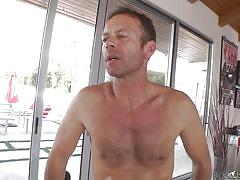 Lusty babes give in to horny rocco