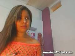 Jessi colombiana mostrando culazo en webcam