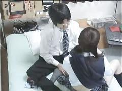 Fucking classmate school girls (censored) p1