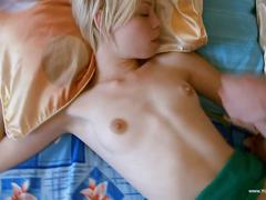 Amateur russian young babe fucked hard