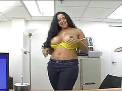 Mature latina casting