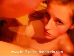 German teen nachbarin dreier gefickt pov