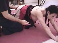 Anal & spanking - moxie - 2