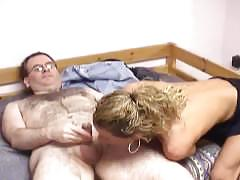 Young pussy ready to fucke by older man