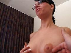 German bitch jenny vs cock