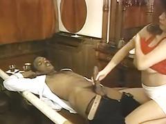 Vintage bar sex