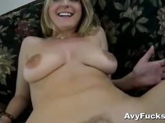Avy scott - double blonde lez