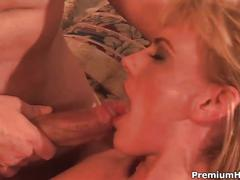 Darryl hanah drilled and jizzed