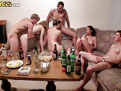 orgy, interracial, russian, blowjob, dorm, college, babes, couch, sex party, natural tits, from behind, alcohol, dana x, sonja x, kristene, college fuck parties, wtf bucks