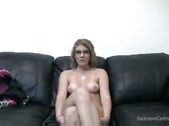 Part secretary part creampie and sex victim