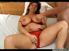 Alix lakehurst's wild bedroom fuck