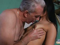 Katie's sex break with teacher