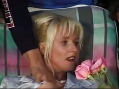 Alexandra ross takes 3 cocks