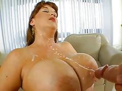100 tits cumshot compilation - part 4