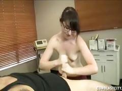 Teen nurse loves bigs cocks