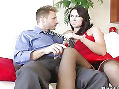 Hot brunette alexis grace does a 69 with best friends cheating husband