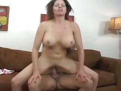big ass, big tits, brunette, hardcore, pussy, milf, big boobs, brown hair, busty, cowgirl, doggy style, mom, nice ass, piledriver, reverse cowgirl, shaved pussy