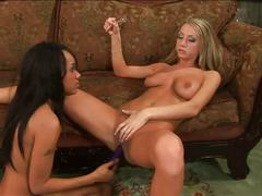 Scene from no mans land interracial 10