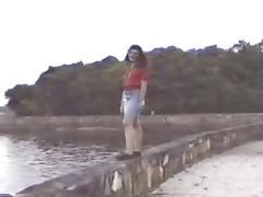 Praia ponta negra 90's