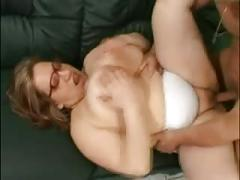 Mature bbw with huge tits fucking - derty24