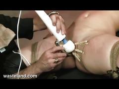 Wasteland bondage sex movie - dom david (pt 10)