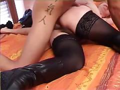 Mature loves the big young cock
