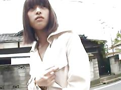 Outdoor adventure with a kinky nippon chick