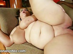 Teen bbw emma bailey rides big black cock