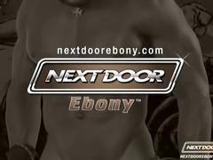 Anal fucking ebony studs deryk and sam