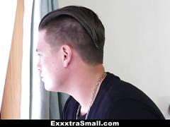 Megan rain gets her shaved pussy rammed hard