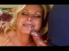 Grannies loves young cum