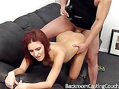 hardcore, assfuck, redhead, cum, facial, office, agent, red-head, first-time, audition